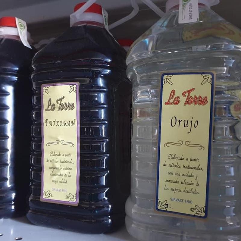 Anís y Licores: Productos  de Bodegas Los Jumillanos