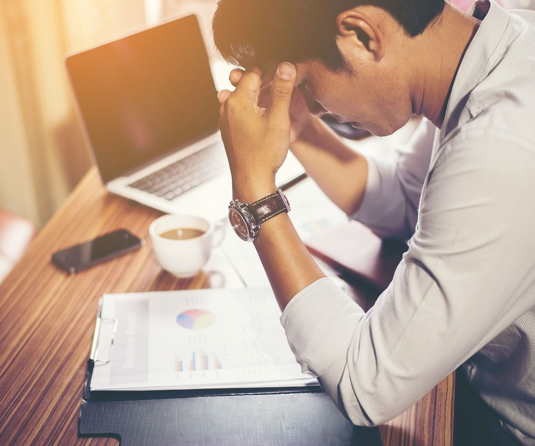 ¿Podemos considerar el estrés y la ansiedad como accidentes laborales?