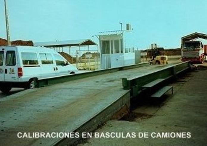 Calibraciones: Servicios de Básculas y refractómetros Barrilero y García, S.L.