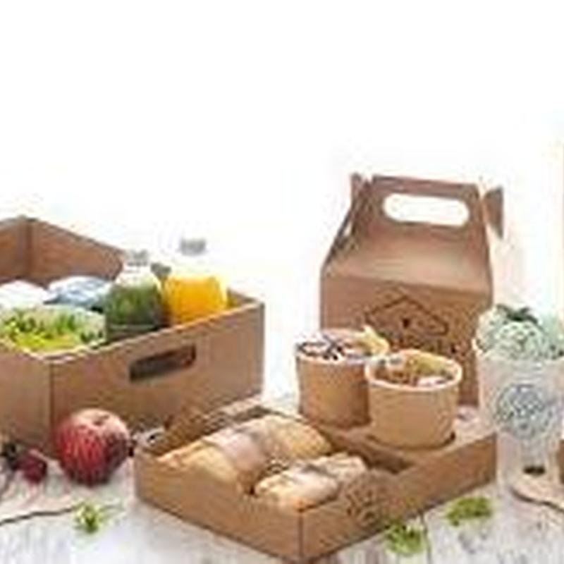 Envases para uso alimentario y bolsas foodservice: Servicios de Comercial Jolpra, S.L.
