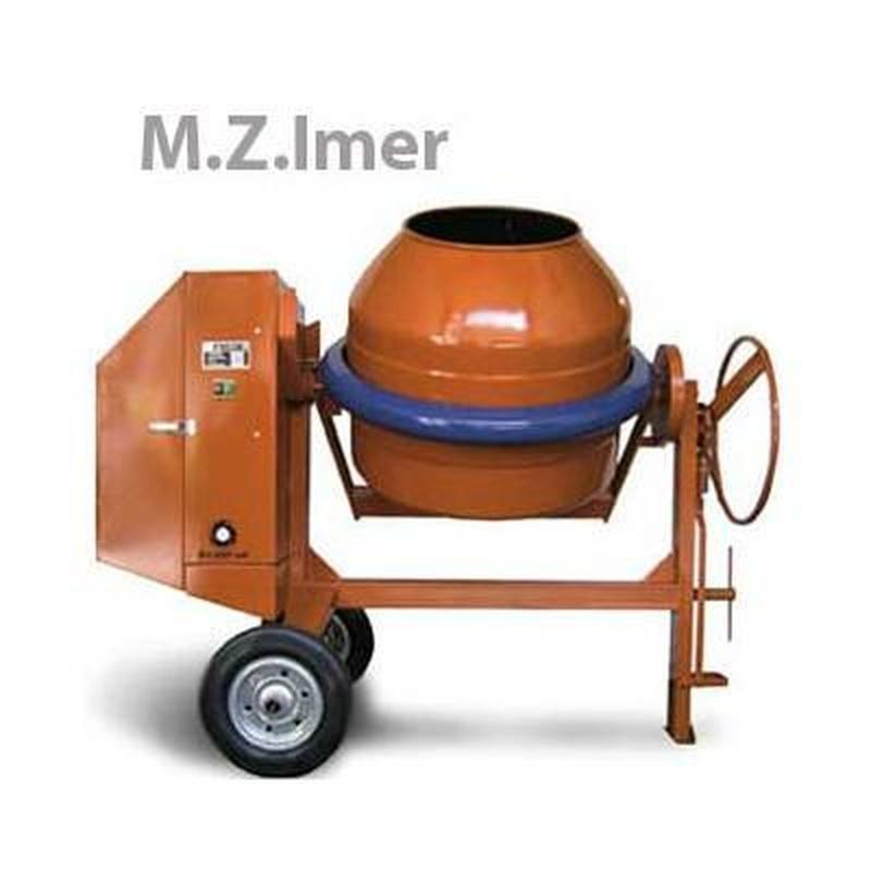 Productos de la marca M.Z. Imer, S. A.: Servicios de Metsa Ciudad Real, S.L.