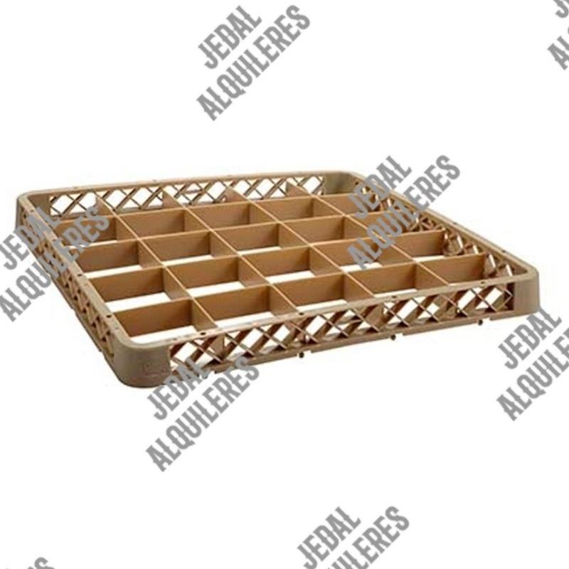 Extensor para cesta 25 compartimentos: Catálogo de Jedal Alquileres