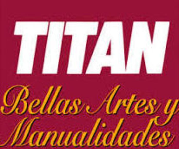 Titan bellas artes