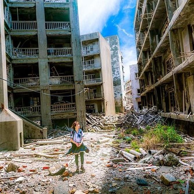¿A dónde van a parar los escombros?
