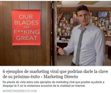 6 ejemplos de marketing viral que podrían darle la clave de su próximo éxito