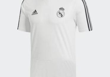 Real Madrid camiseta y gorra