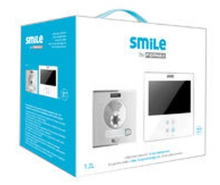 Ref.05072 KIT VIDEO CITY 2 LÍNEAS SMILE 7""