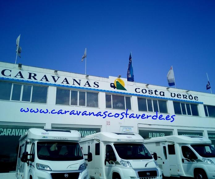 Alquiler Autocaravanas Gijón