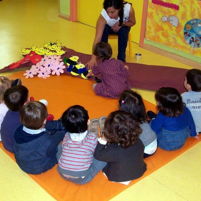 Profesoras tituladas: Actividades y Servicios de Mi Primer Cole
