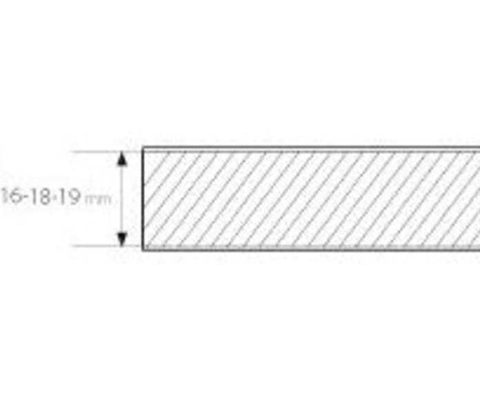 Tablero Laminado GLR-244 GLASS: Productos y servicios   de Maderas Fernández Garrido, S.A.