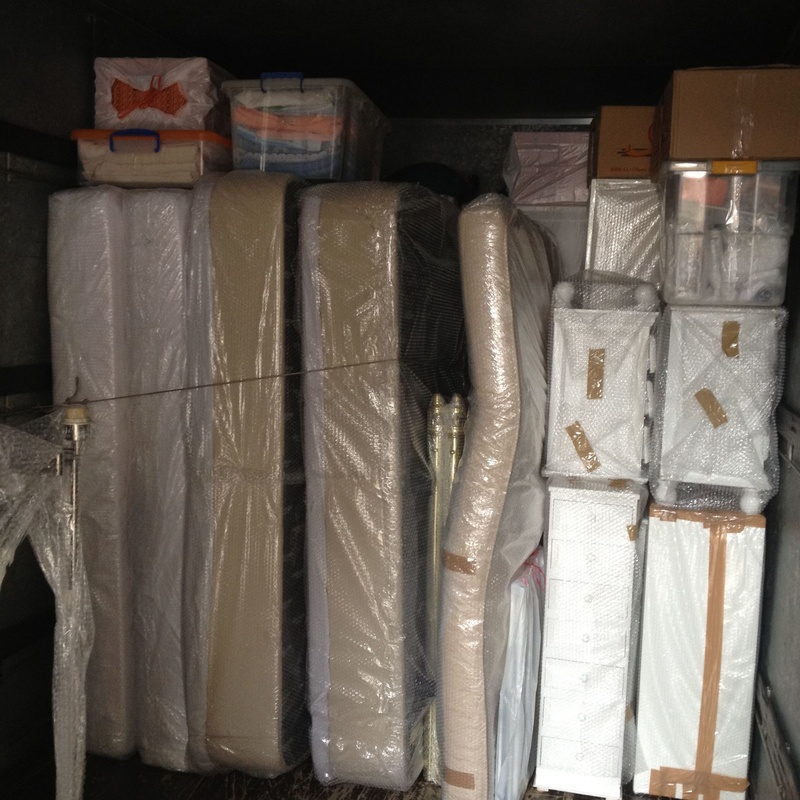 guardamuebles y trasteros en Alcala.: Servicios de Mudanzas Zamora