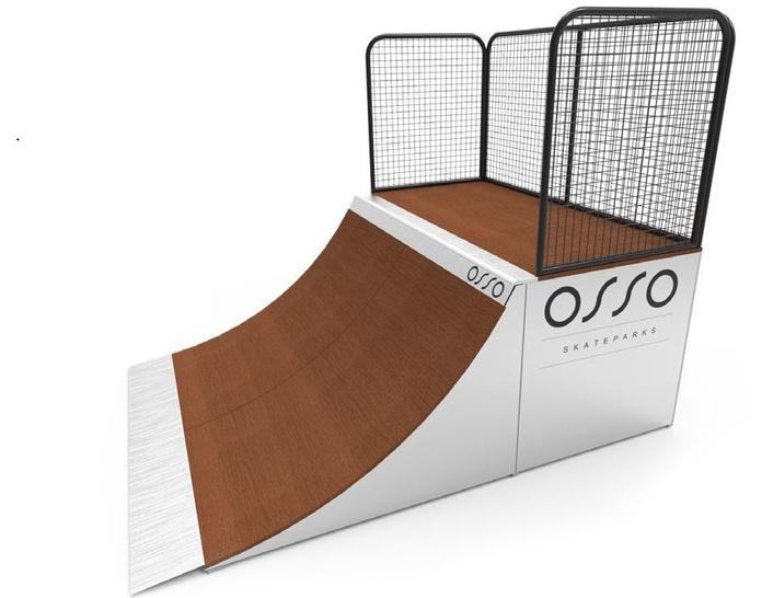 MEJORAS TÉCNICAS : Productos de Osso Skateparks