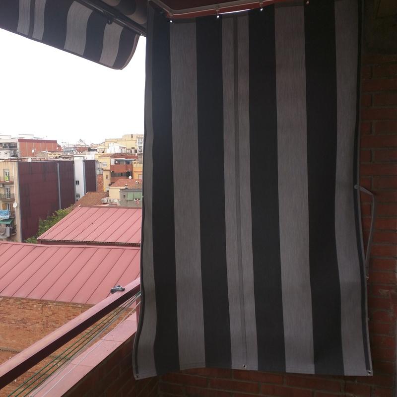 Toldo modelo cortina: Servicios de Toldos Novasol