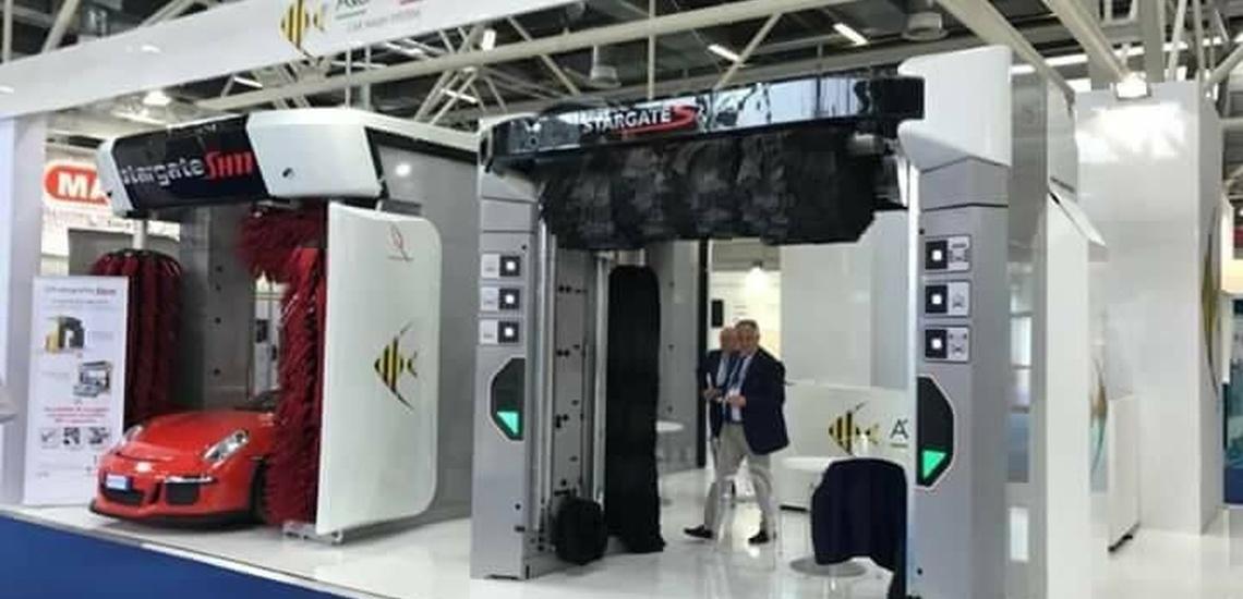 Máquina de lavado de coches en Murcia para tus instalaciones