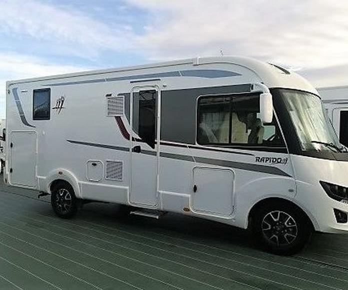 Venta caravanas Alicante