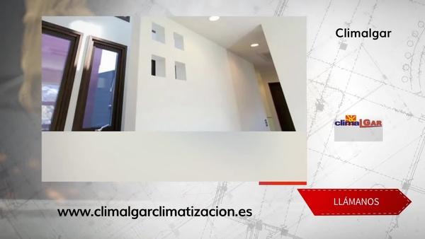 Empresas de climatización en Valencia - Climalgar