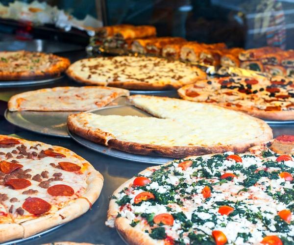 Productos para restaurantes italianos