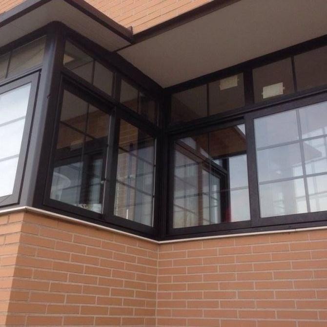 El cuidado de las ventanas y cerramientos de aluminio