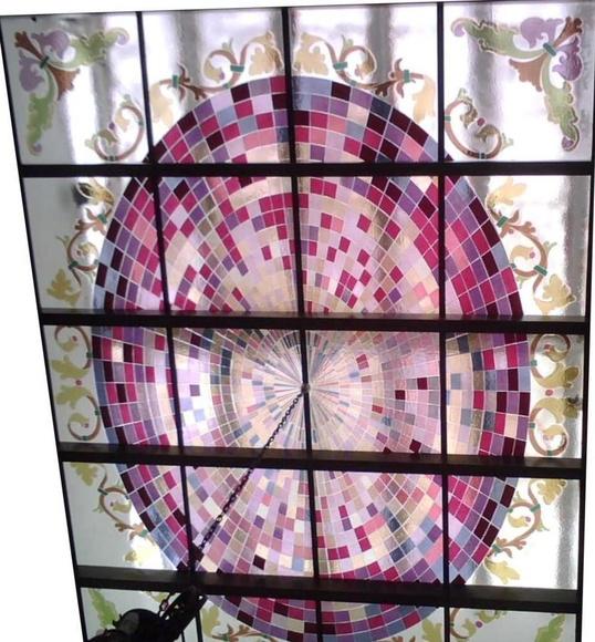 Vidrio pirocolor: Productos de Vidrio Decoración
