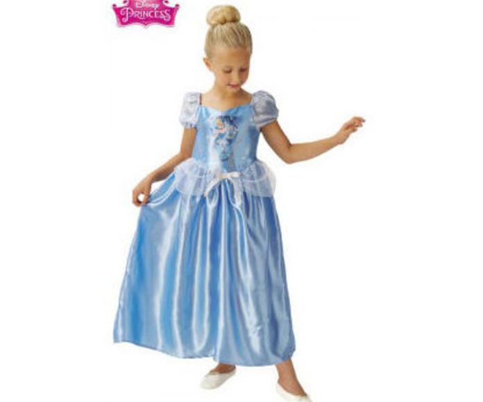 Disfraz Cenicienta niña