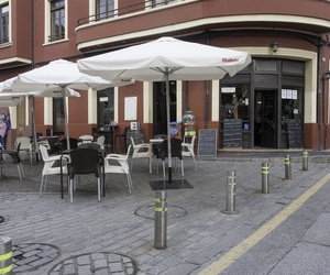 Terraza Restaurante Parrilla el Charran