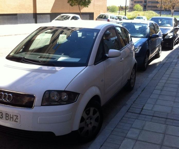 Venta de vehículos segunda mano: Servicios de Talleres LGA