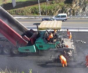 Pavimento impreso en Bizkaia - Asfaltados Olarra