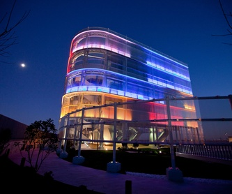 Edificio  de oficinas en Isabel Coulbrand en Las Tablas: Proyectos Realizados de Durplei