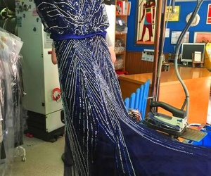 Teñir un vestido de fiesta en Barcelona