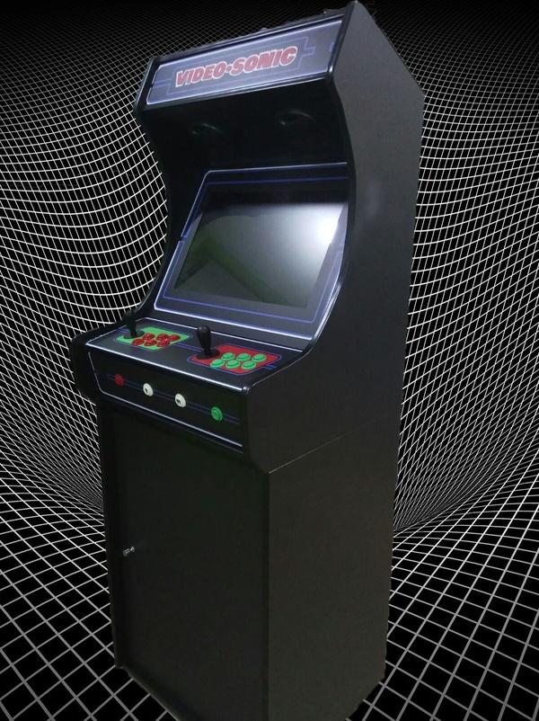 Modelo Big Arcade: Maquinas Recreativas de Mundo Arcade Sevilla
