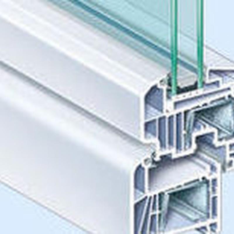 Ventanas y Puertas PVC: Productos de Cristalerías Formas - León