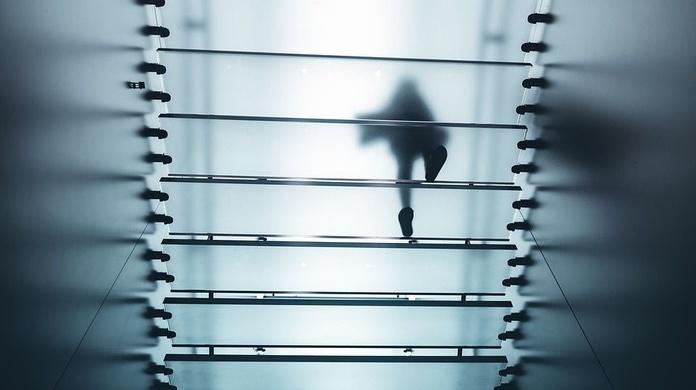 Escaleras de acero inoxidable: Productos y servicios de Aceros Guadaira