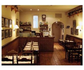 Entrantes: La carta de Restaurant Brasería El Caliu
