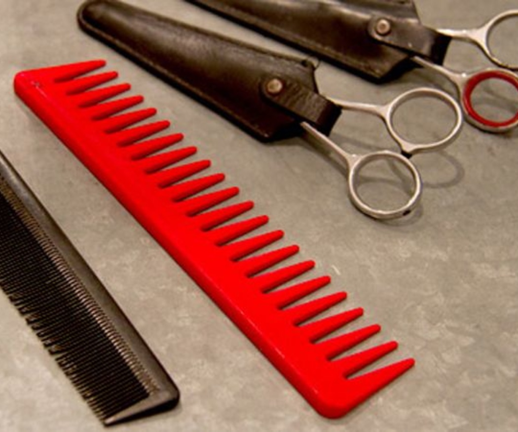 Las herramientas empleadas en peluquería