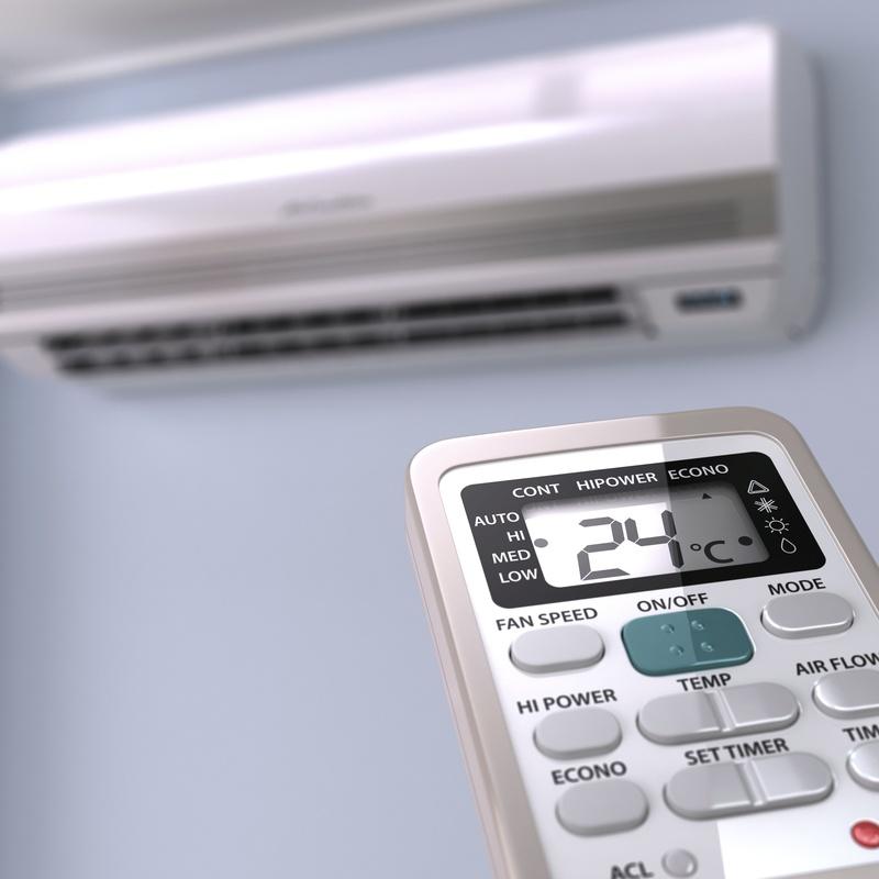 Aire acondicionado y calefacción: Servicios de Mefon Instalaciones y Reformas