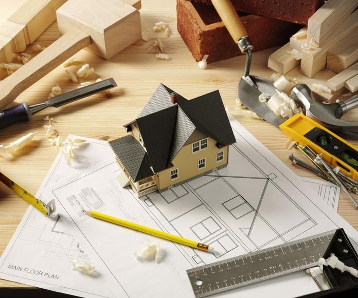 Reformas integrales en viviendas: Servicios de Liman Servicios Integrales