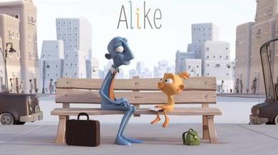 Alike, un corto para reflexionar