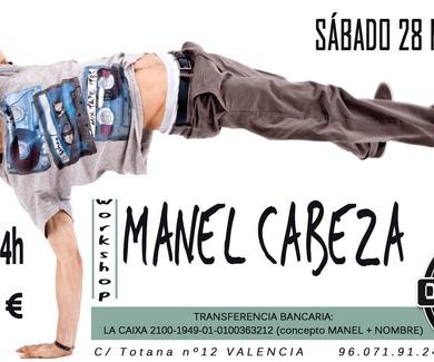 Workshop de Manel Cabeza