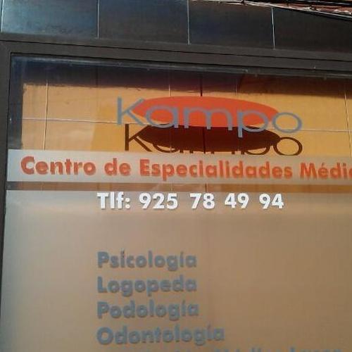 Psicólogos baratos en Illescas | Centro Médico de Especialidades Kampo