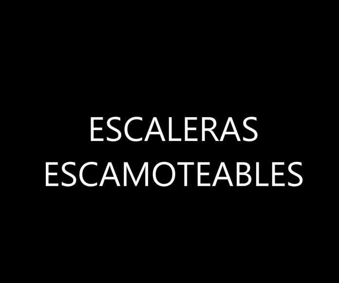 Vídeos de escaleras escamoteables: PRODUCTOS de CARPINTERIA MAZUSTEGUI S.L