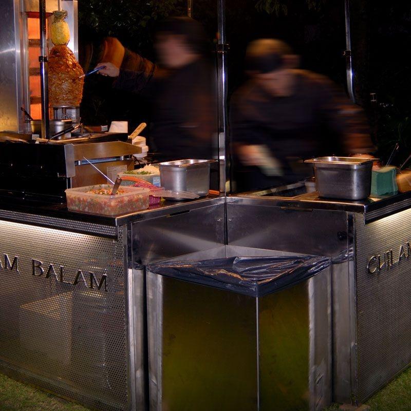 Catering: Cocina de Chilam Balam
