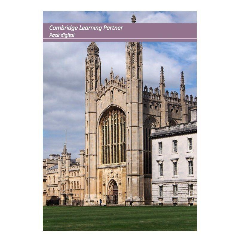 Cambridge Learning Partner Pack digital: Servicios de Academia CEPA
