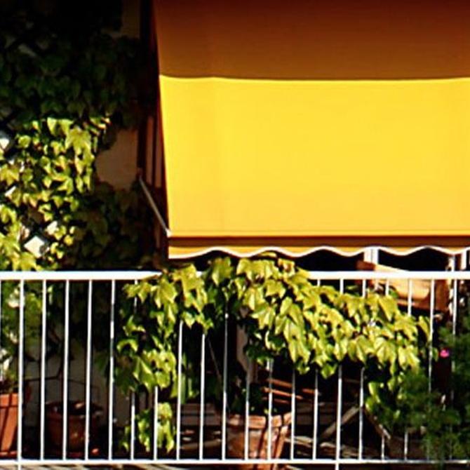 Los toldos para terraza y las ventajas de su instalación