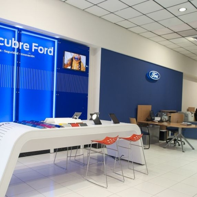 El origen de Ford (I)