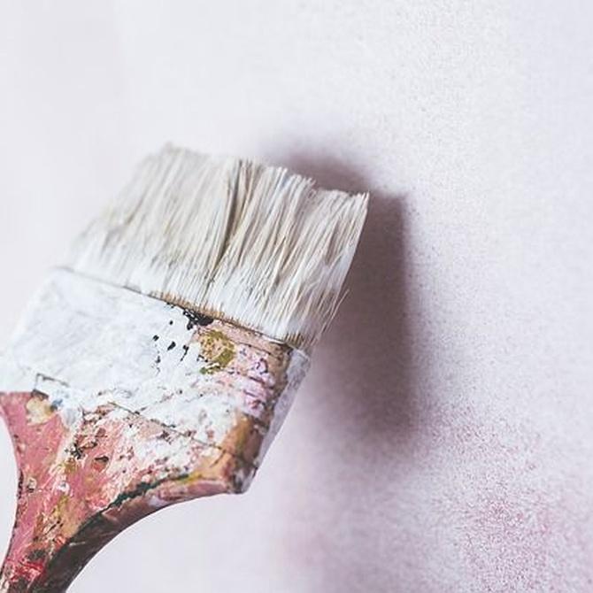 Los errores más comunes al pintar (I)