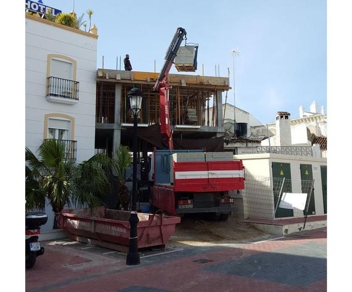 Construcción de viviendas en Mijas
