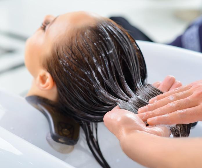 Tratamiento para el cabello: Servicios de Bonaque Peluqueros BCN