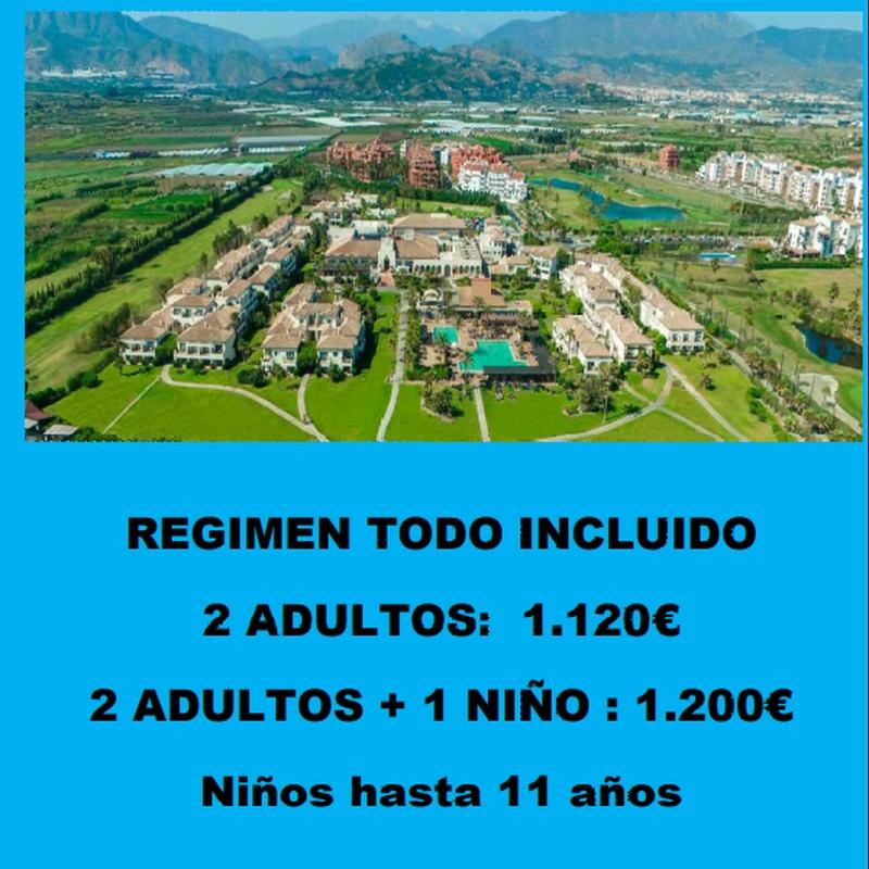 Hotel Club Playa Granada: Ofertas de Viajes Global Sur