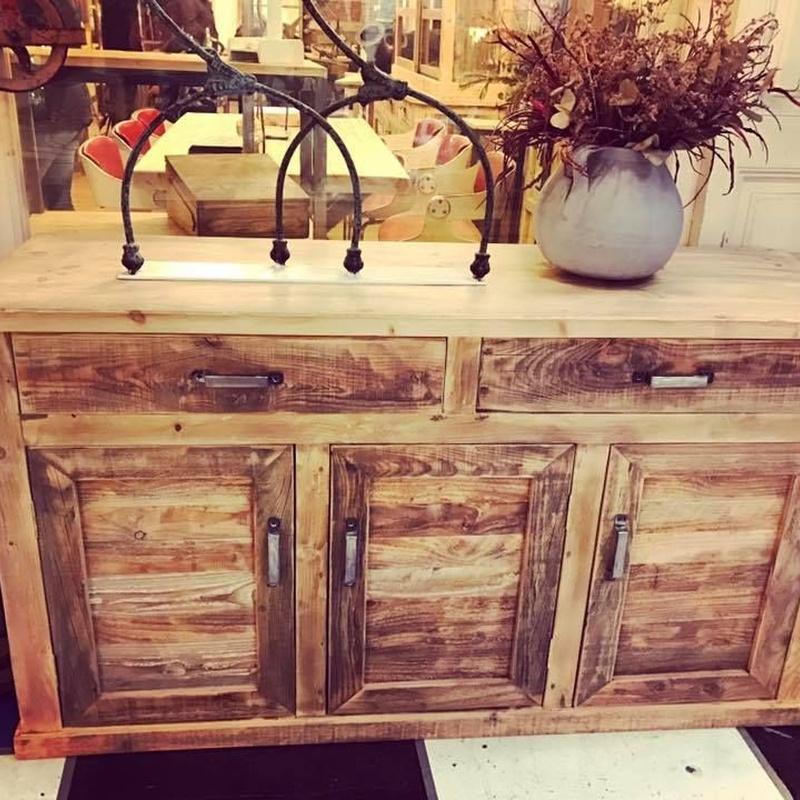 Restauración de muebles: Servicios de Vintage.industrial