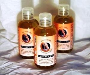 Aceite de Baño y Masaje para Mamás
